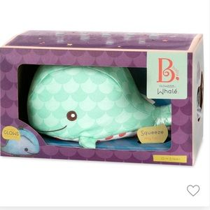Baby B Soothing Whale